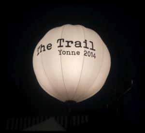 The trail ballon